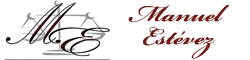 Abogado en Tenerife Manuel Estévez Acevedo Logo